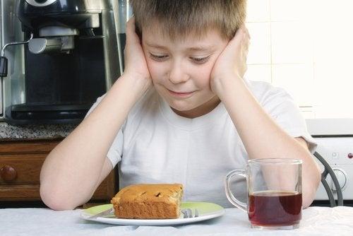 trouble alimentaire sélectif