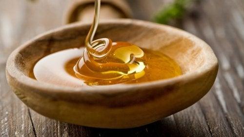 Le miel contre les problèmes intestinaux