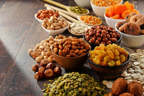 Complete diet for a healthy gut