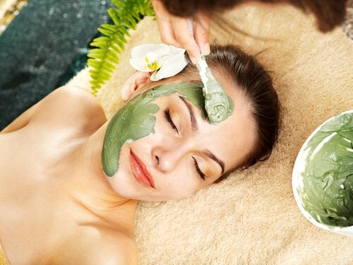 masks to obtain a perfect face
