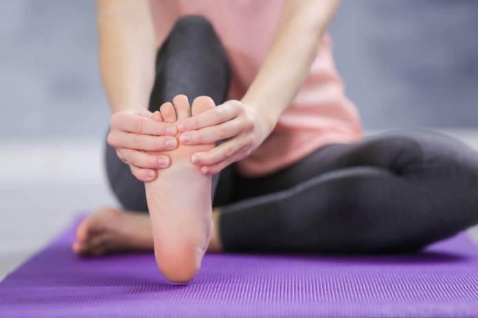flexions orteils