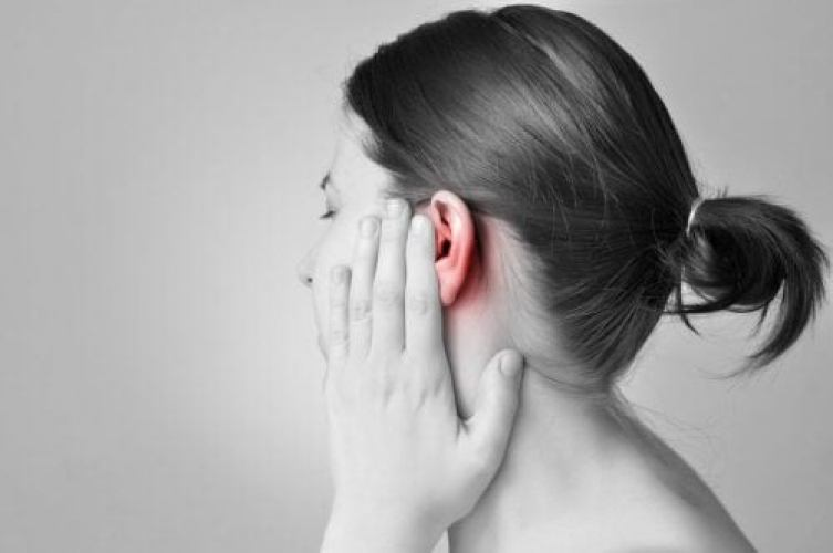 infection de l'oreille