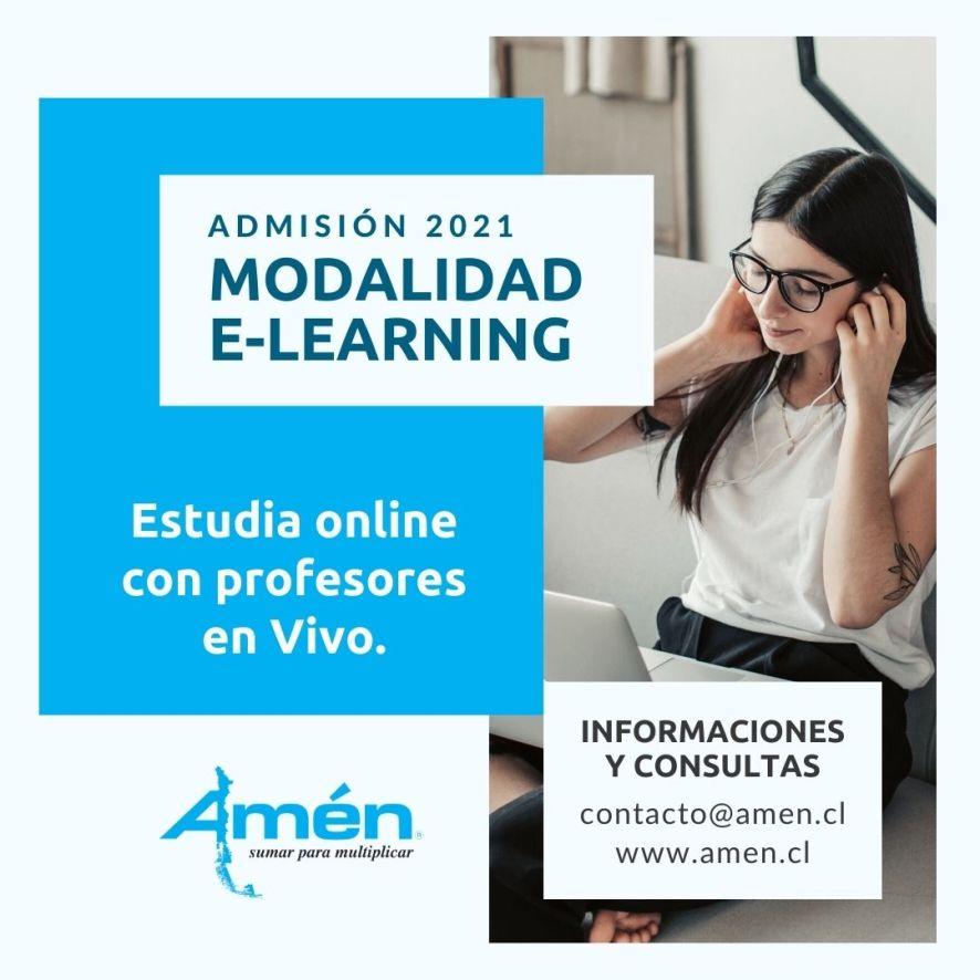 Nueva Modalidad e-Learning
