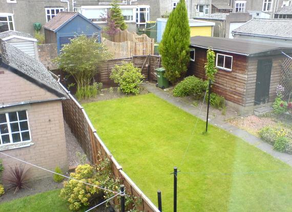 jardin voisin