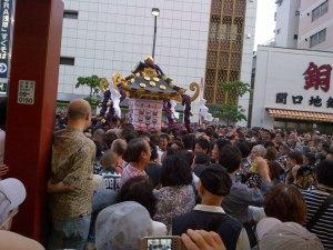 2014三社祭ー宮入り