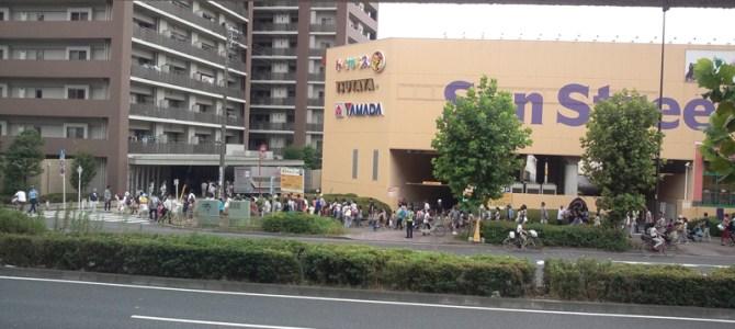 2014年 亀戸香取神社例大祭
