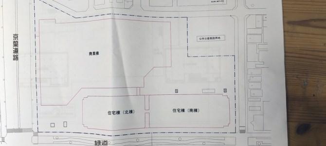 江東区六丁目計画(サンストリート跡地開発)