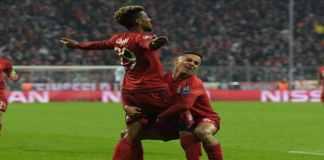 Juventus vs Bayern Munich- UCL