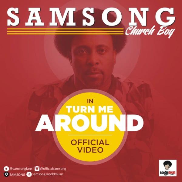 """New video : """"TURN ME AROUND"""" - SAMSONG"""