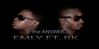 """New Music: """"The Answer"""" - Emly featuring BK"""