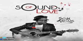 "New Music: ""Sound of Love"" - Sola Akoms"