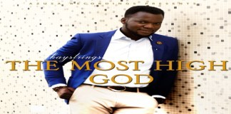 "New Music: ""The Most High God"" - Kaystrings"