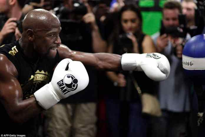 Mayweather is aware the duo will be expected to put on an entertaining show given the global attention [www.AmenRadio.net]