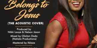 Gospel Music Cover: Victor Belong To Jesus - Nikki Laoye | AmenRadio.net