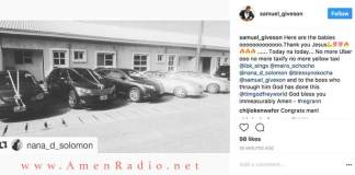 Breaking News: Tim Godfrey Splashes About 20Million Naira On Cars   AmenRadio.net