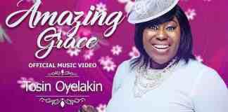 Gospel Music Video: Amazing Grace - Tosin Oyelakin | AmenRadio.net