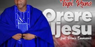 Gospel Music: Orere Ijesu - Tupi Runo   AmenRadio.net