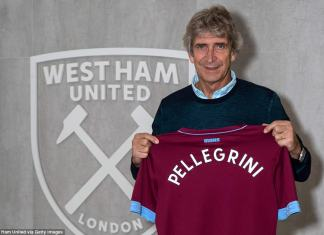 Manuel Pellegrini confirmed as West Ham Manager [www.amenradio.net]