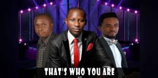 Gospel Music: That's Who You Are - Traimi Dave Feat. Joshua Daniel & David Ehiabhi | AmenRadio.net