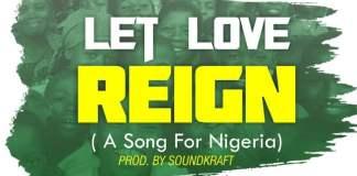 "Gospel Music: ""Let Love Reign"" - The Joshua's | AmenRadio.net"
