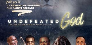 "Event: Femi Okunuga Set For ""Undefeated God"" Album"