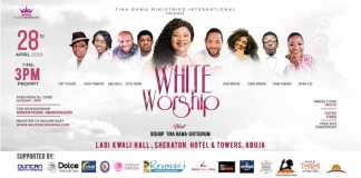 White Worship 2019 To Feature Frank Edwards, Others | AmenRadio.net