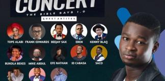 "Event: Bidemi Olaoba Preps To Host Debut Concert ""The Bible Says 1.0"""
