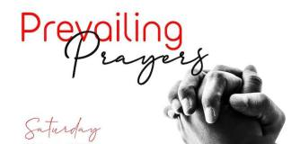Prevailing Prayers [Part 1] With Tosin Affinnih - Fesh Oil Seminar