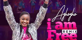Gospel Music: I Am Free Remix - Aghogho feat. Temple | AmenRadio.net
