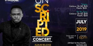 """Thobbie Preps For Album Release And """"Unscripted"""" Concert 2019 [www.AmenRadio.net]"""