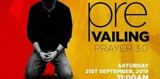 Fresh Oil Seminar: Prevailing Prayers (Part 3) - Tosin Affinnih