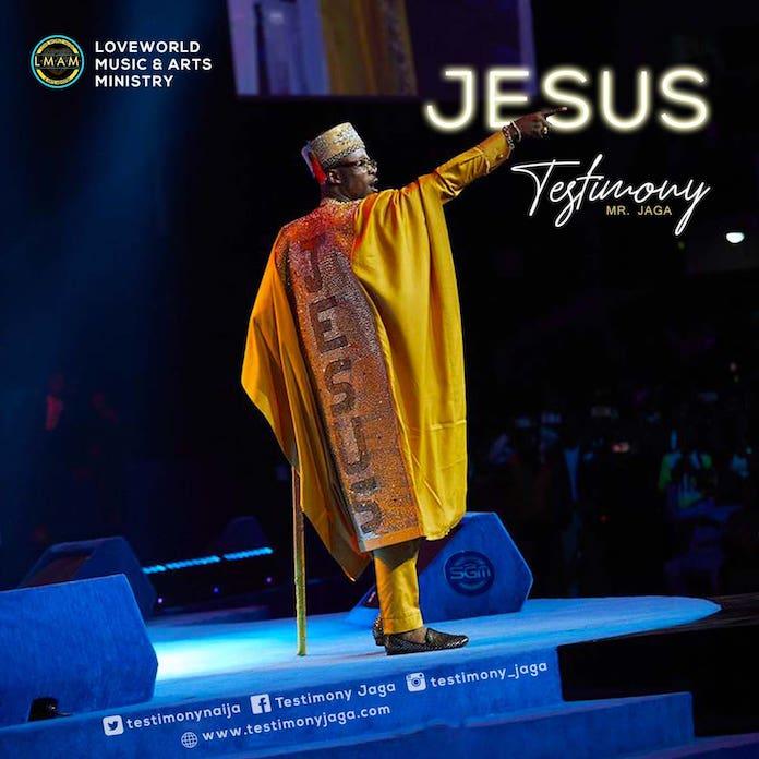 Download: Jesus - Testimony Jaga   Gospel Songs Mp3 Video