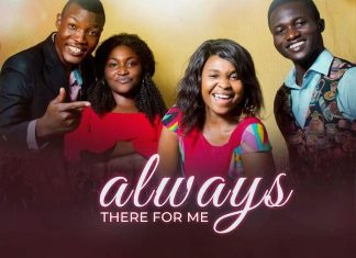 Download Audio, Video and Lyrics: Always There For Me - David's Heart   Gospel Songs 2020