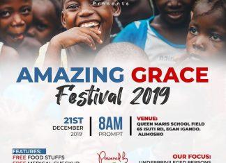 Amazing Grace Festival 2019 - WhoDoYouWorship