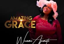Official Video: Amazing Grace - Wunmi Ajimoti