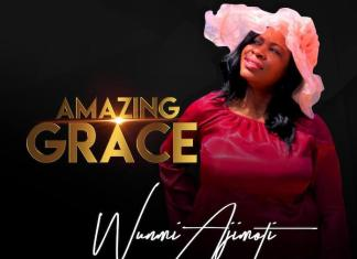 Official Video: Amazing Grace - Wunmi Ajimoti