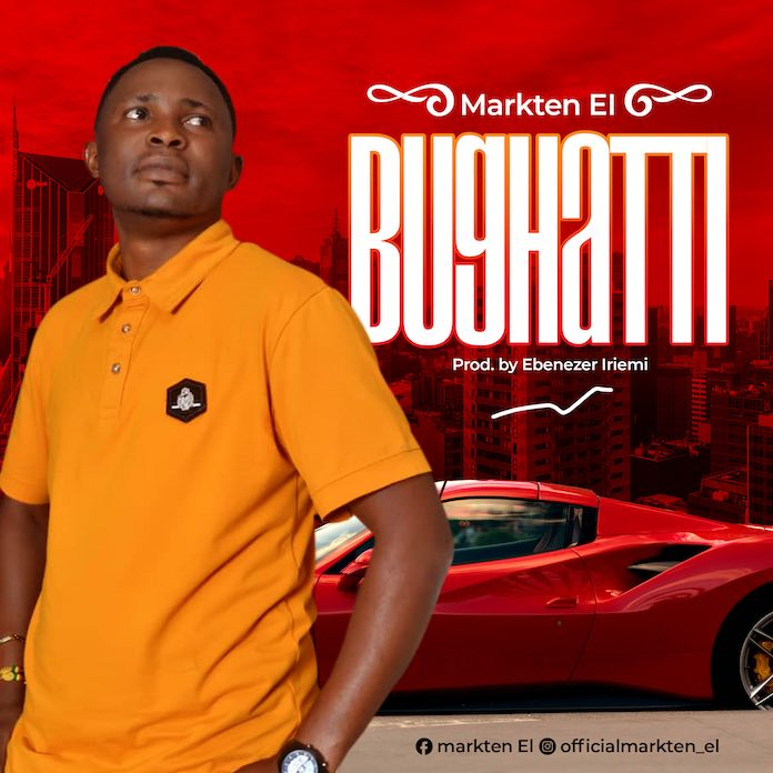 Download Lyrics + Video: Bugatti - Markten Ei | Gospel Songs Mp3