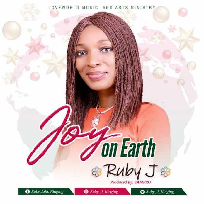 Download: Joy On Earth – Ruby J | Christmas Songs Mp3
