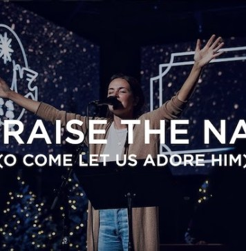 Download: O Praise The Name (O Come let us adore him) - Kristene DiMarco   Christian Songs Mp3
