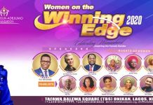 Winning Edge Conference 2020 With Rev Funke Adejumo