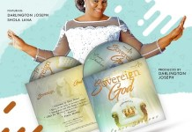 Download Album: Sovereign God - Lanre Shedowo | Gospel Songs Mp3 Music