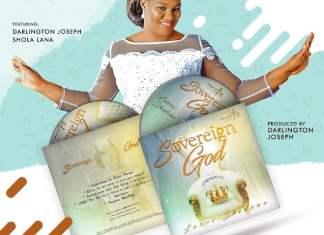 Download Album: Sovereign God - Lanre Shedowo | Gospel Songs Mp3 Music