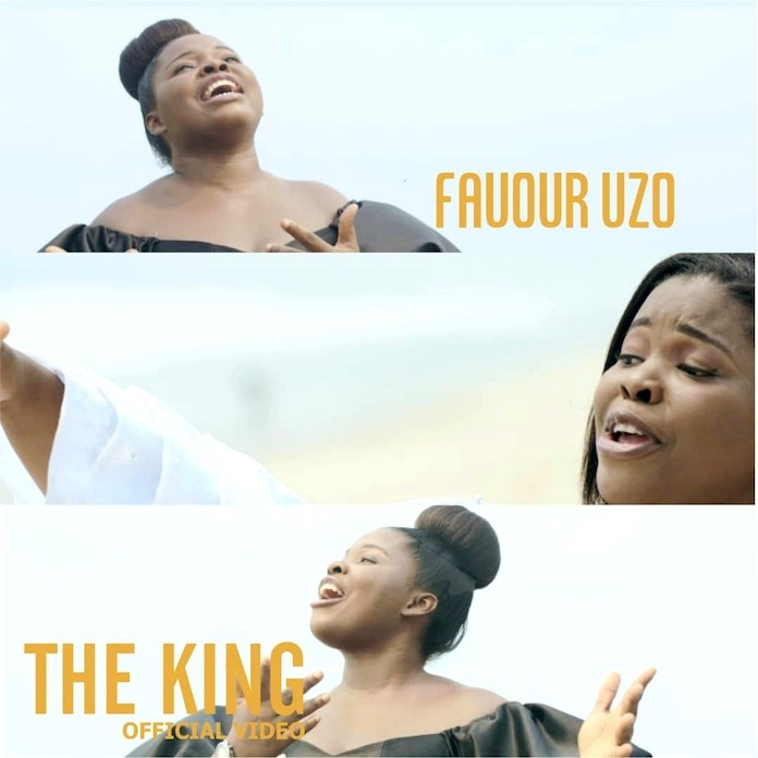 Download Video: The King - Favour Uzo | Gospel Music Mp3 Songs