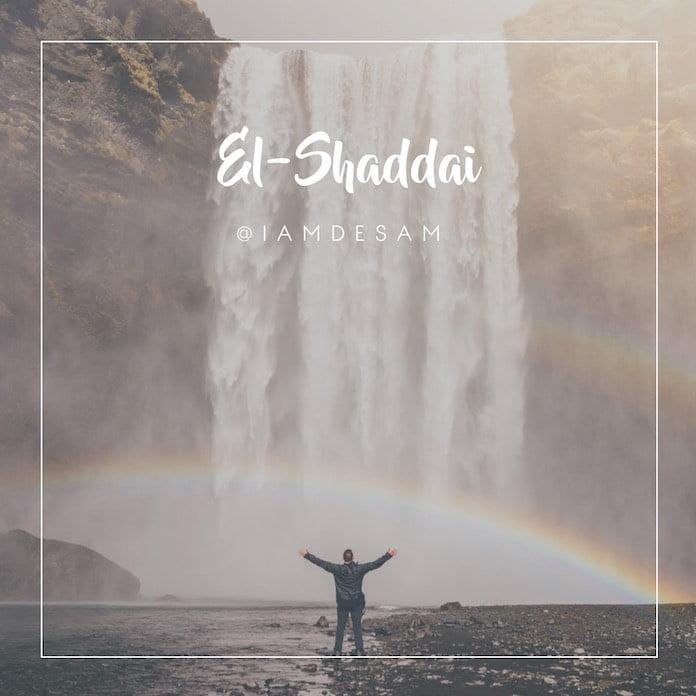 Download Lyrics: El-Shaddai - Desam | Gospel Songs Mp3 Music