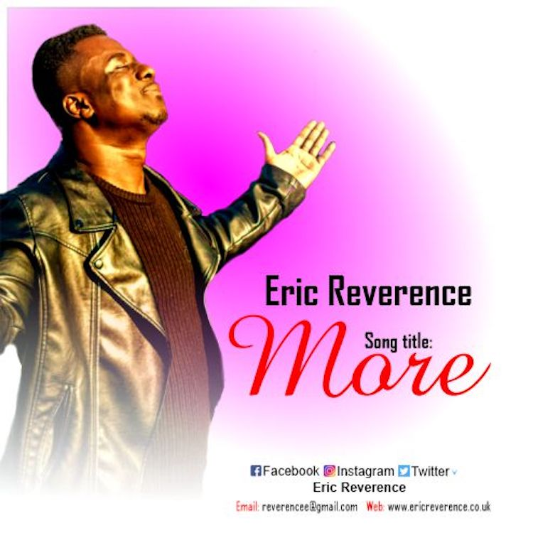 More - Eric Reverence