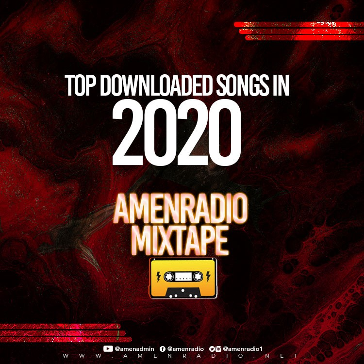AmenRadio 2020 Mixtape