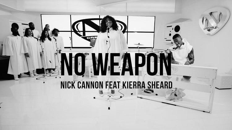 No Weapon - Nick Cannon Feat Kierra Sheard