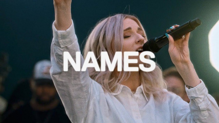 Names - Elevation Worship & Maverick City ft. Tiffany Hudson