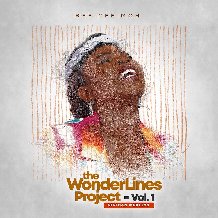 """Bee Cee Moh Unveils """"The Wonderlines Project"""" Vol. 1."""