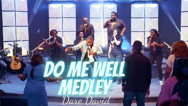 Do Me Well Medley - Dare David